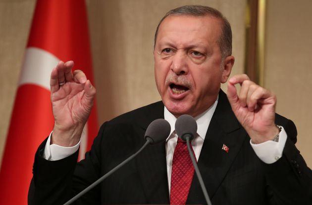 Erdogan qualifie Israël d'Etat
