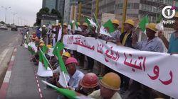 Vidéo: Des travailleurs chinois dénoncent des retards de salaire et font appel