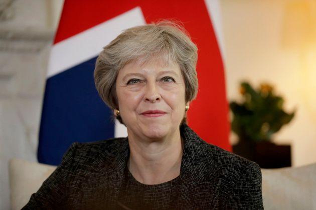 Brexit Department No Longer Negotiating Brexit, Theresa May