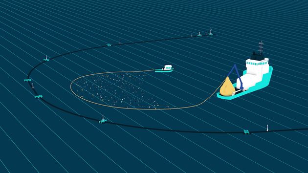 Ocean Cleanup's Giant 'Pac Man' To Start Scooping Up Plastic