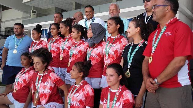 L'équipe féminine de rugby à 7 des moins de 18 ans qualifiée pour les Jeux Olympiques de la