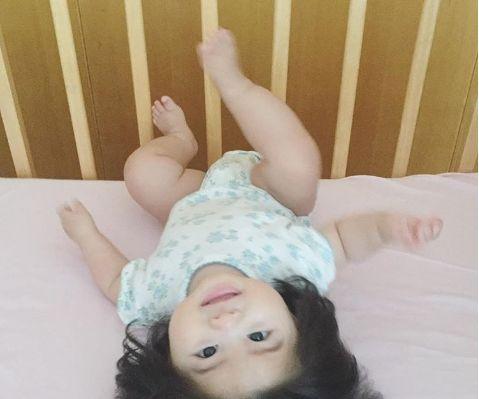 Dieses Baby wird zum Internetstar – wegen seiner Haare