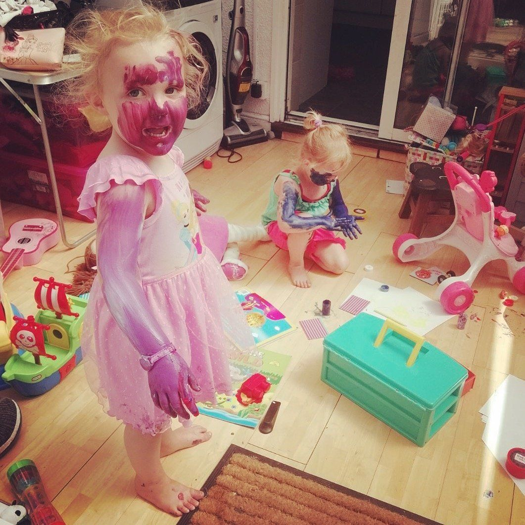 The 'UK's Messiest Toddlers' Will Remind You Of The Perils Of Turning Your Back For One