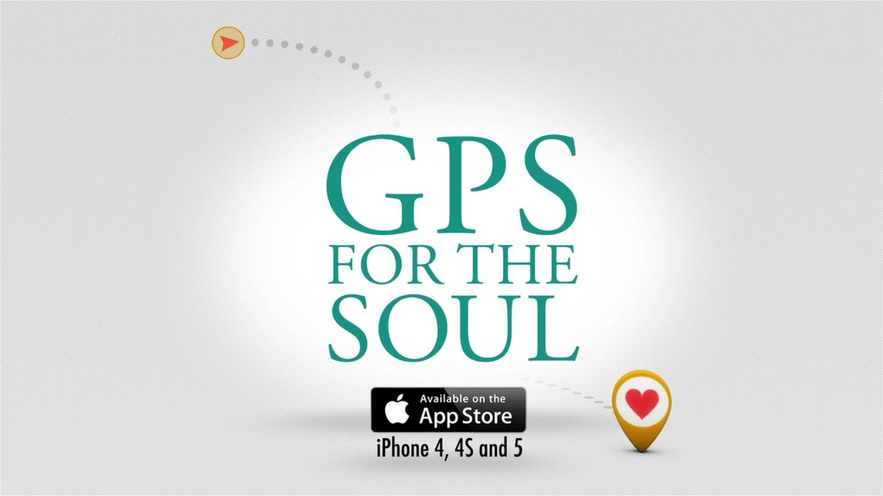 How to De-Stress With the GPS For the Soul App