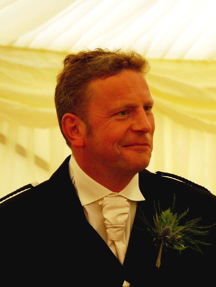 Kenneth Caldwell