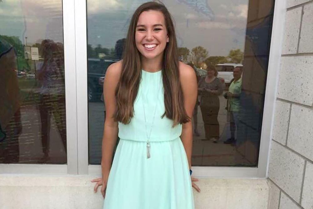 Authorities say Mollie Tibbetts disappeared without a trace on July 18.