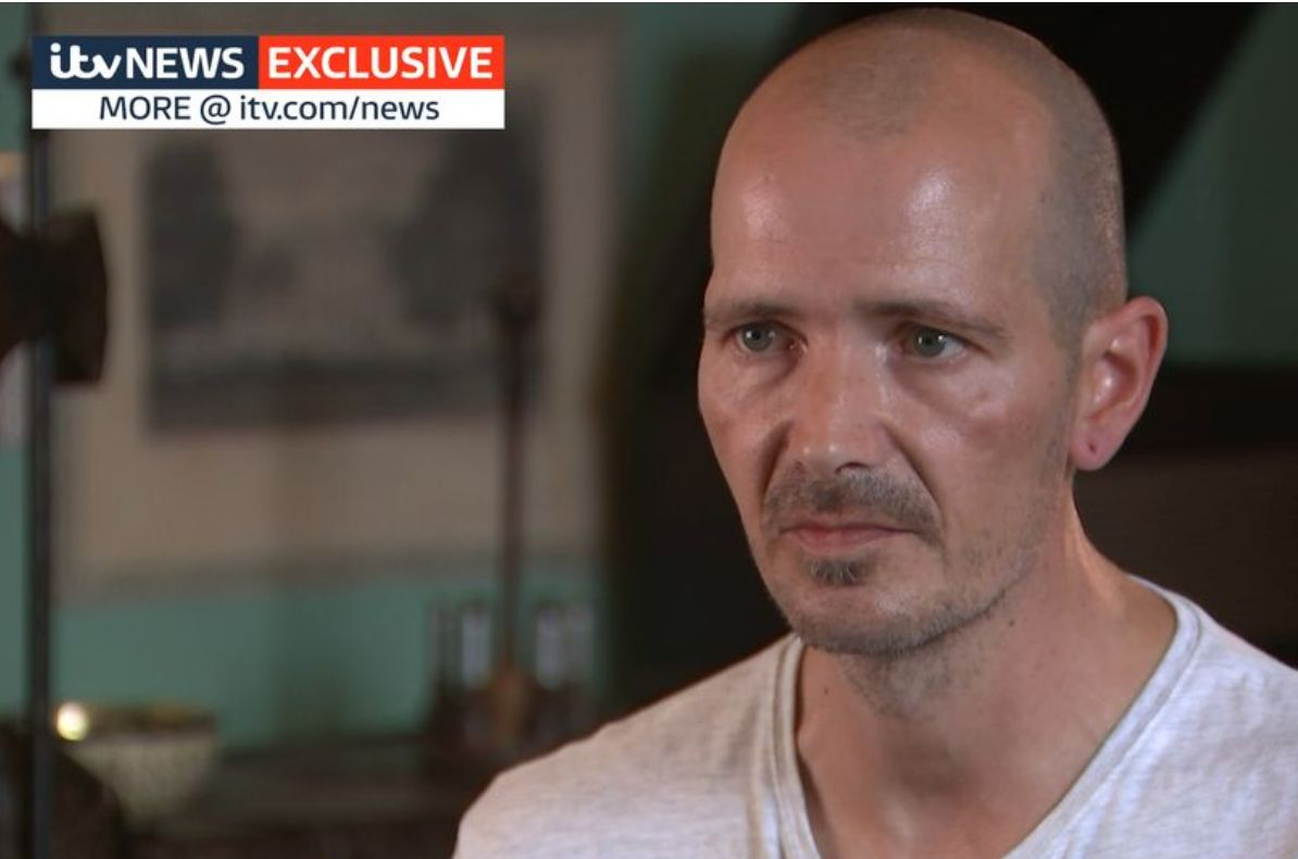 Novichok Survivor Charlie Rowley Feels Like He Is 'To Blame' For Partner's