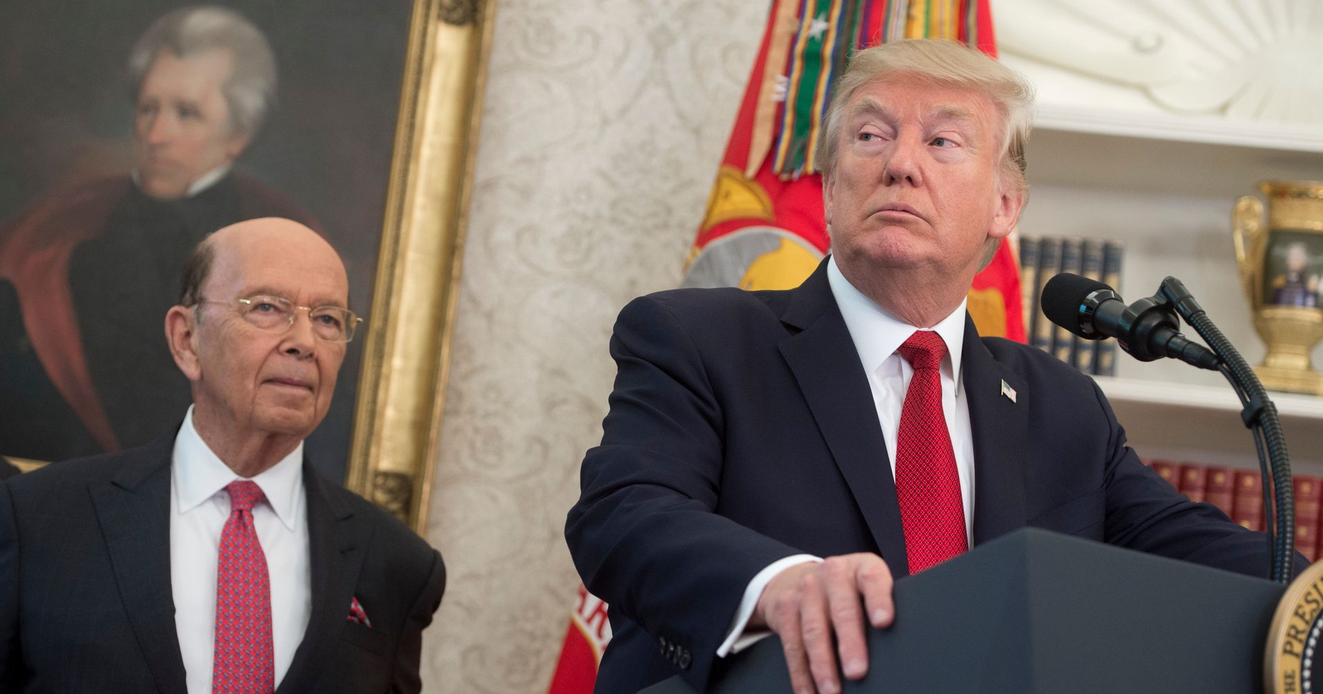 Trump Administration's Justification For Adding A Census Citizenship Questio...
