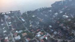 Τα βίντεο που αποκαλύπτουν το μέγεθος της καταστροφής στην ανατολική