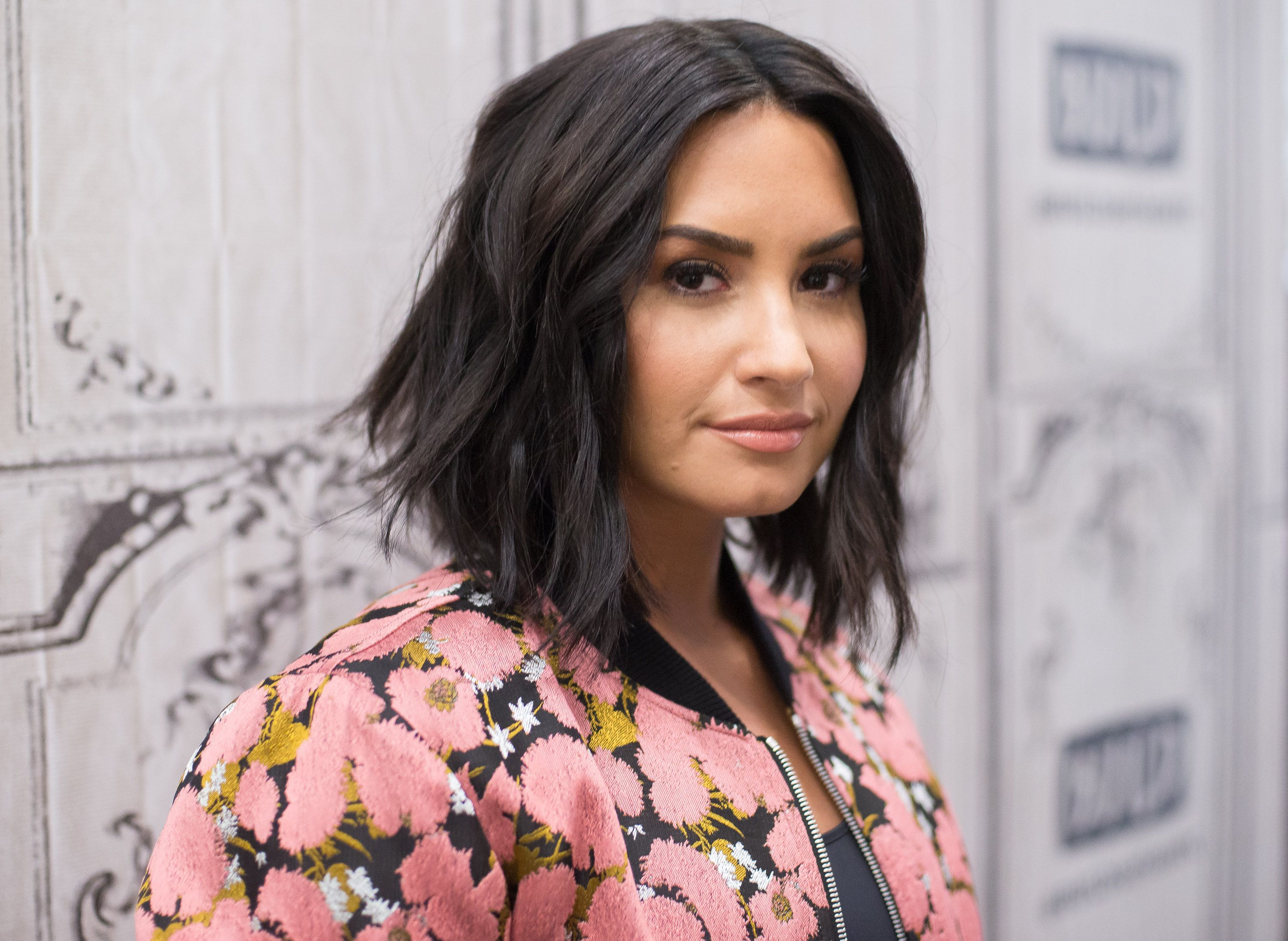 Demi Lovato, seen here in 2017, was reported hospitalized on Tuesday due to a possible drug overdose.