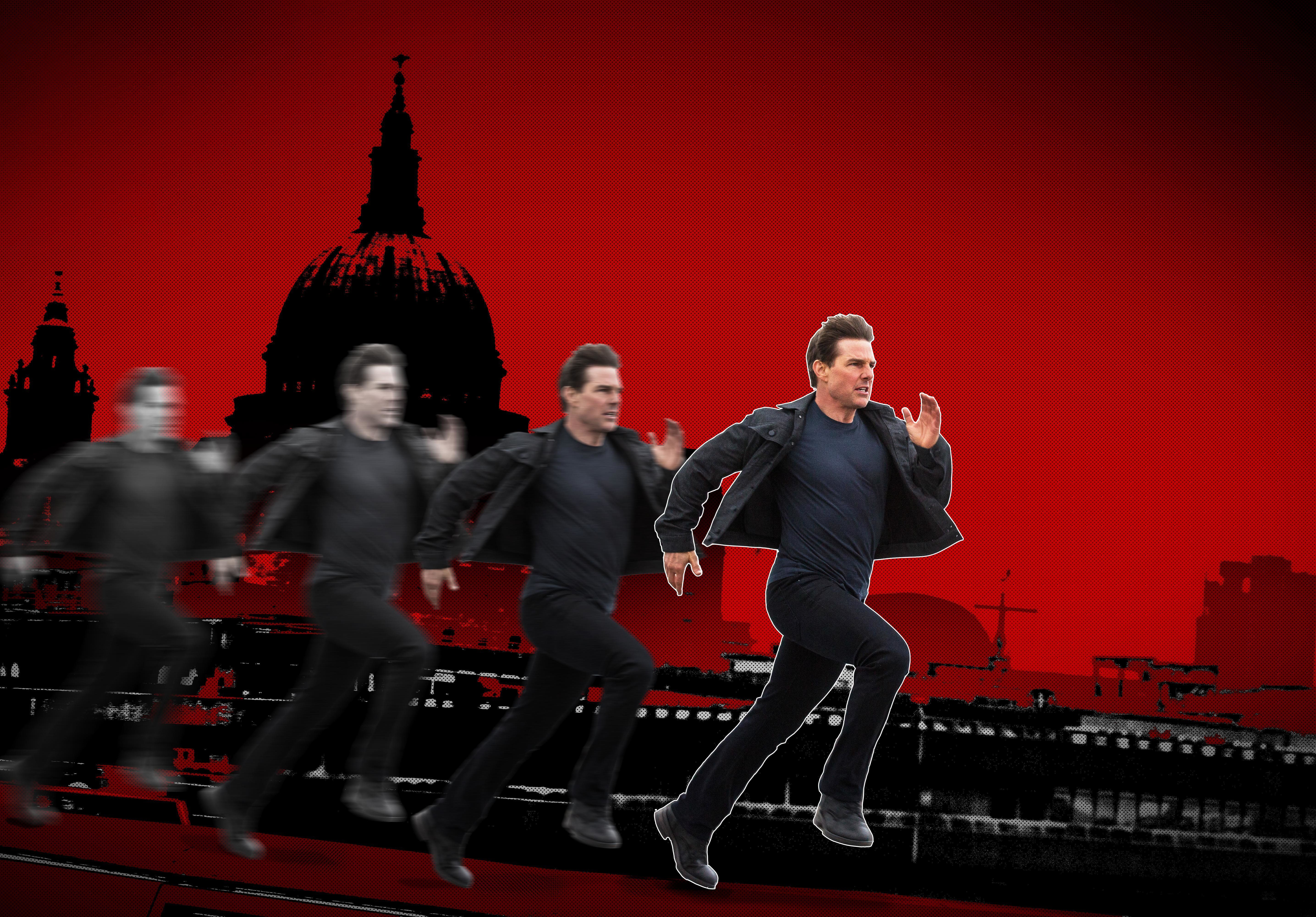 """In """"Mission Impossible: Fallout,"""" Tom Cruise out-Cruises himself?"""