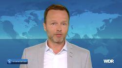 """Die AfD fehlt: """"Tagesthemen""""-Journalist kritisiert Verfassungsschutz-Bericht"""