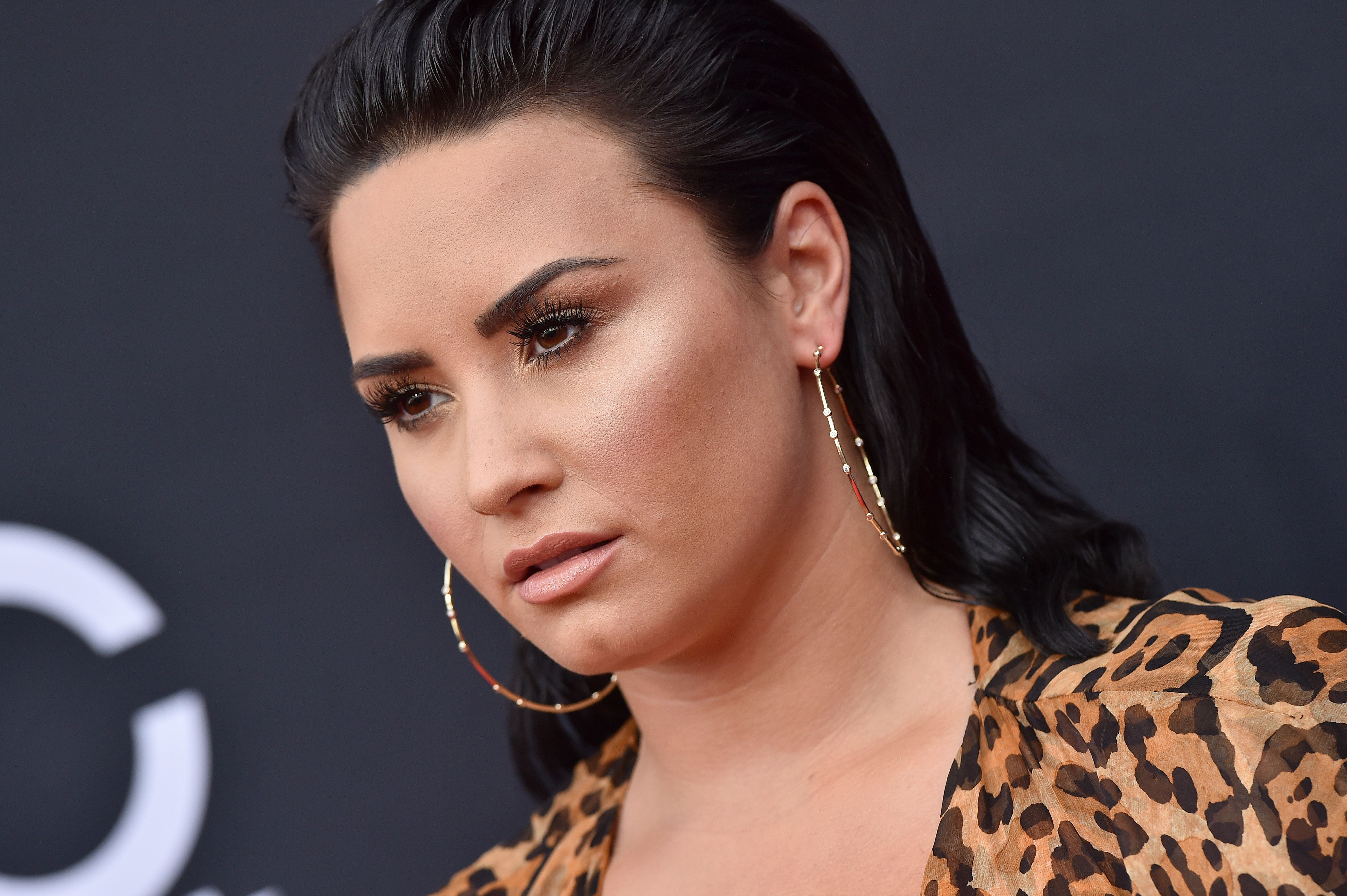 Demi Lovato hospitalized for apparent drug overdose; Atlantic City appearance cancelled