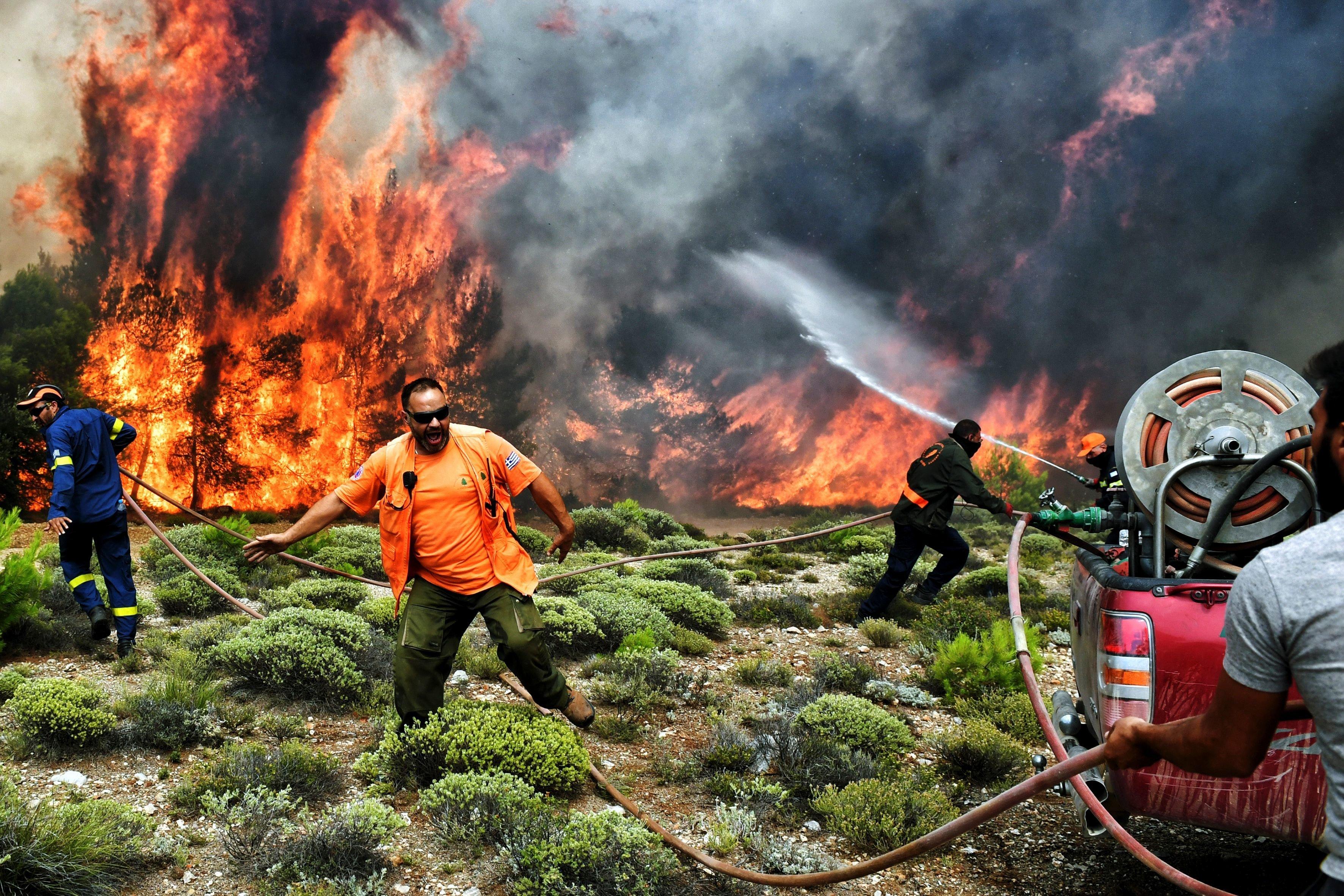 Λίντον Προντο: Ο ειδικός ερευνητής για τις πυρκαγιές εξηγεί τι πήγε τόσο στραβά στην