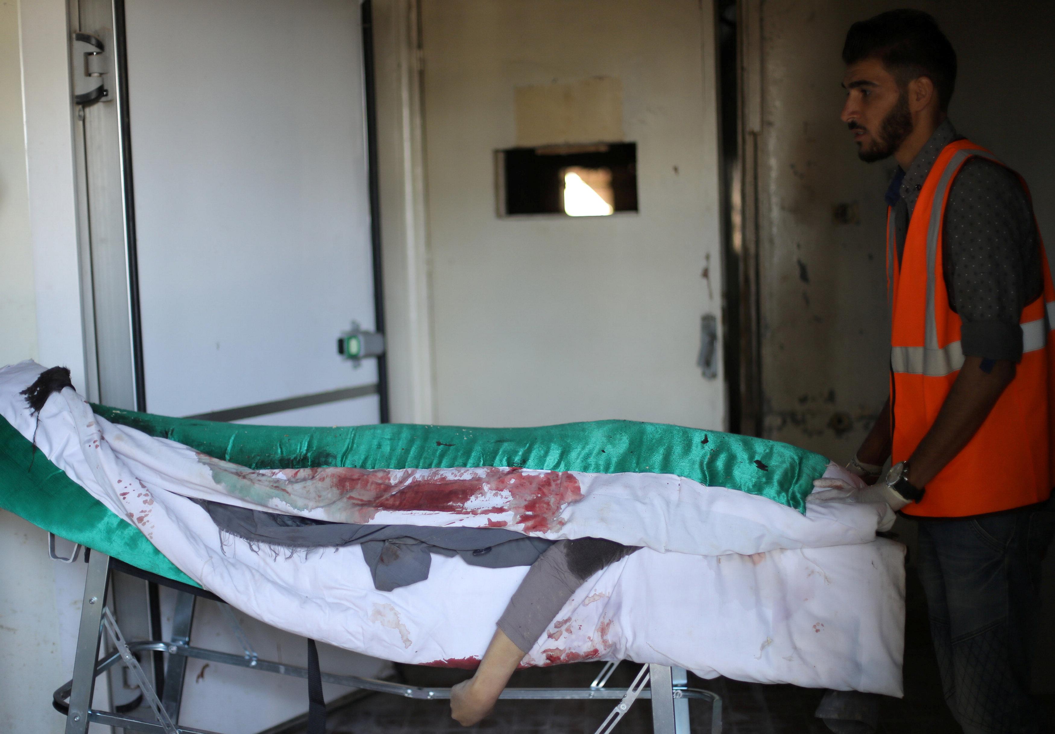 Συρία: Τουλάχιστον 38 είναι οι νεκροί από την επιθέσεις