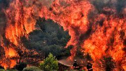 Υψηλός ο κίνδυνος εκδήλωσης πυρκαγιών και για σήμερα