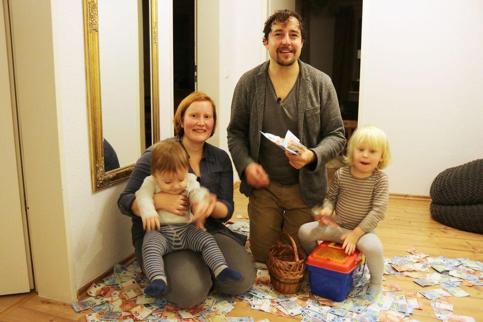 Familie Kempe aus