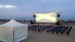 Tizi-Ouzou : la 4e édition de ciné-plage aura lieu du 31 juillet au 4