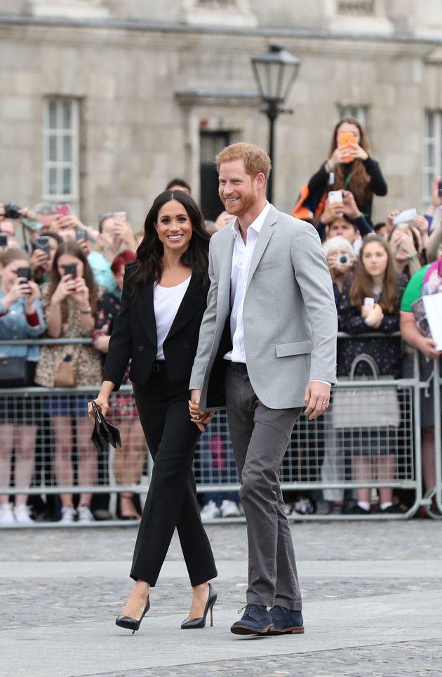 Laut einem Royal-Insider liebt Meghan