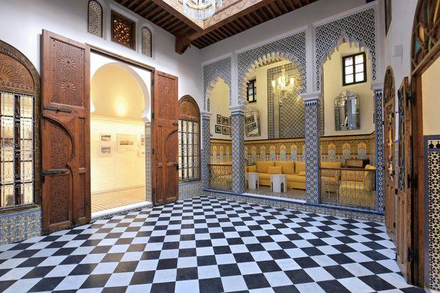 Sur plusieurs siècles, le nouvel espace culturel Dar El Oddi retrace l'histoire urbaine de