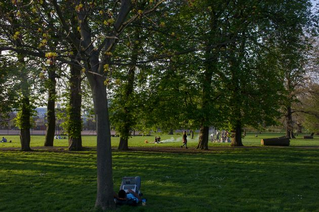 Why We're Encouraging People To Get Out Into London's Parks This