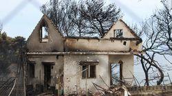 Η HuffPost Greece  στον τόπο της τραγωδίας. Η επόμενη μέρα. Οι επιζήσαντες της πυρκαγιάς περιγράφουν τις στιγμές της φρίκης