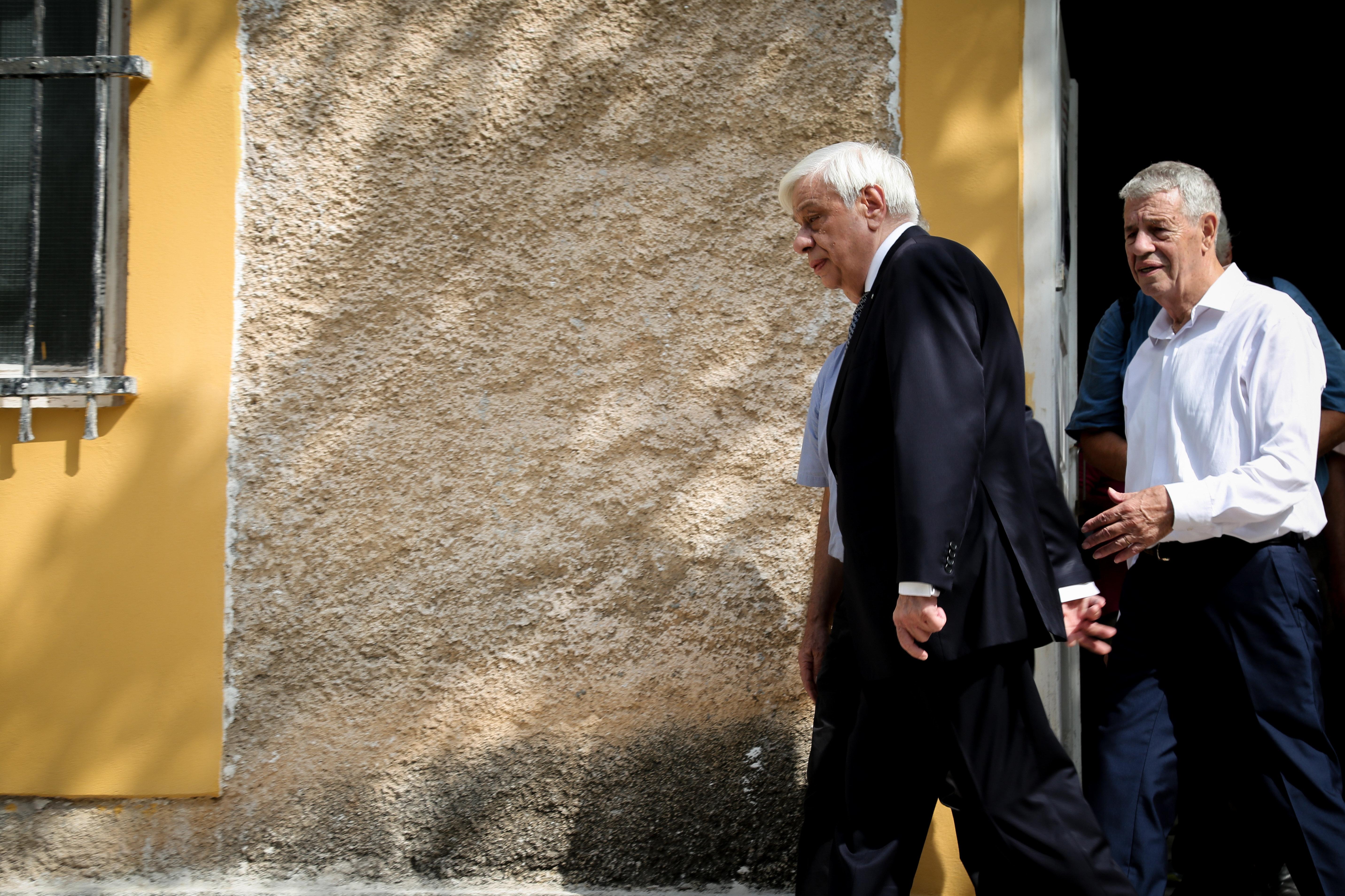 Παυλόπουλος: Νομικά ενεργές και δικαστικά επιδιώξιμες οι απαιτήσεις της Ελλάδας έναντι της