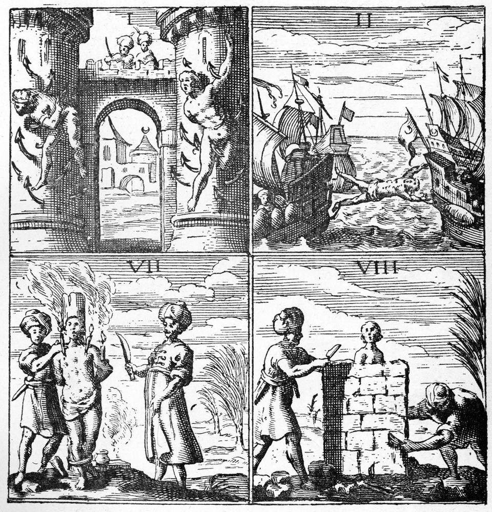 Το δουλεμπόριο στην Οθωμανική