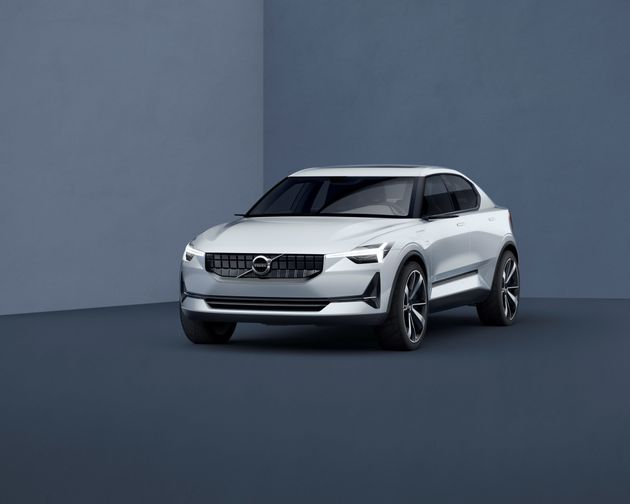 Volvo's First Fully Electric Car Will Have A 350-Mile
