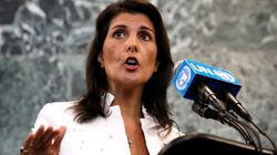 Conflit israélo-palestinien: Nikki Haley tacle les pays arabes qu'elle accuse d'