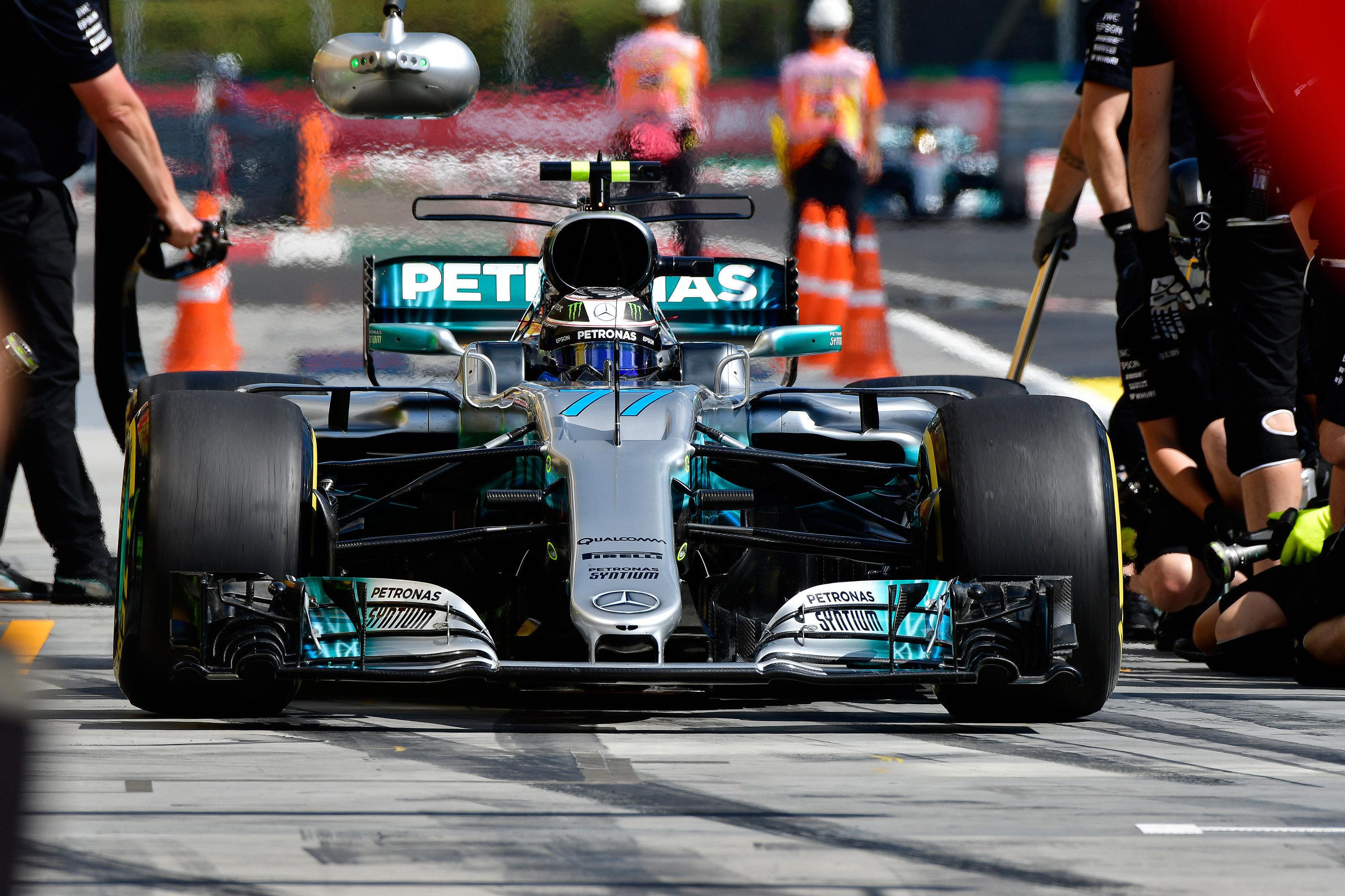 Formel 1 im Live-Stream: Großen Preis von Ungarn online