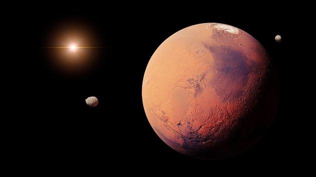 Βρέθηκε νερό στον Άρη δημιουργώντας προοπτική για