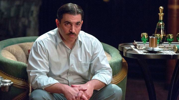 """Chris Messina in """"Live by Night."""""""