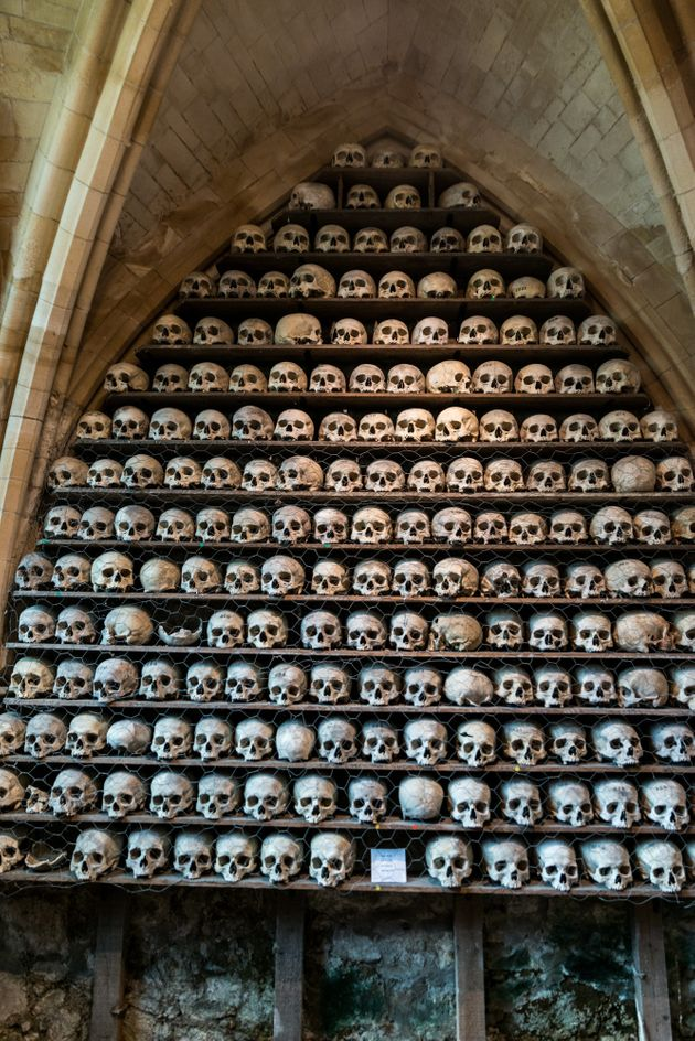 Why Steal The Skulls? The Likelihood Is That They'll Be