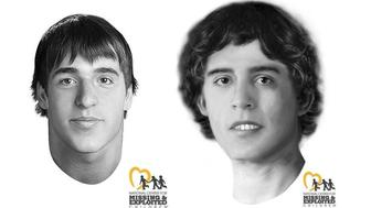 The National Center for Missing  Exploited Children and Cook County Sheriffs Office released these reconstructions of what two unidentified John Wayne Gacy victims might have looked like