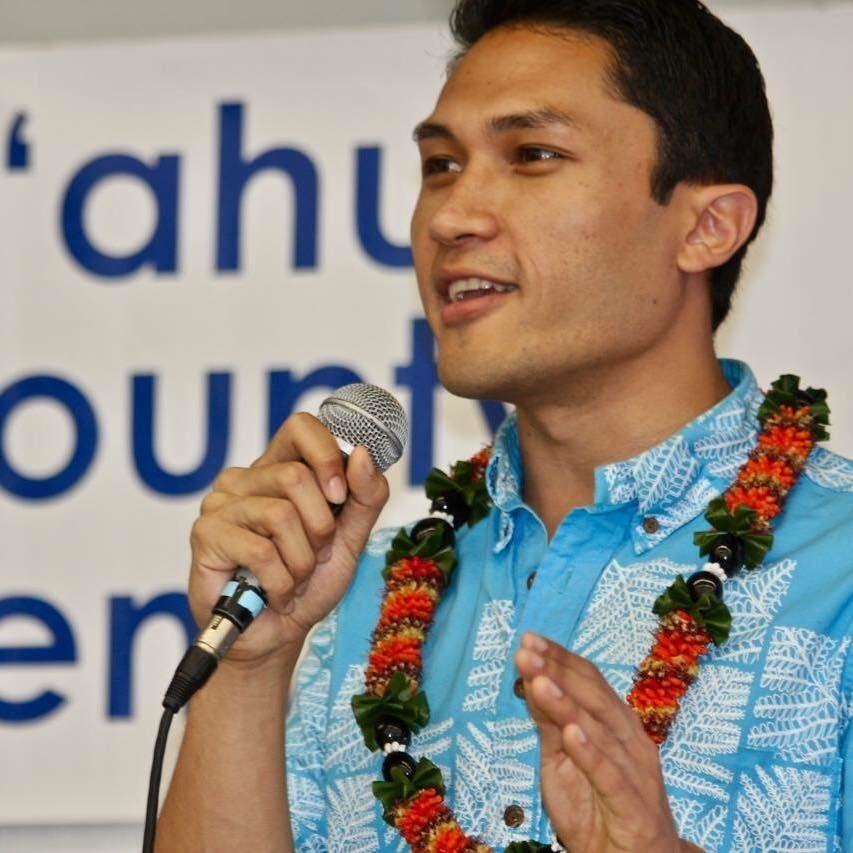 Democrat Kaniela Ing is running as an unabashed progressive in Hawaiis 1st Congressional District