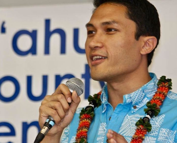 Democrat Kaniela Ing is running as an unabashed progressive in Hawaii's 1st Congressional District.