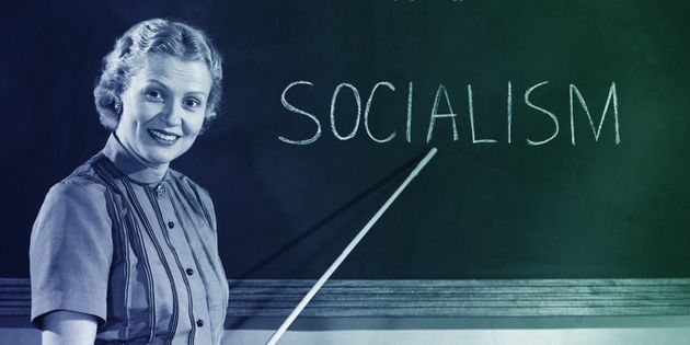 Relax, Boomers: Socialism Is Good Now | HuffPost