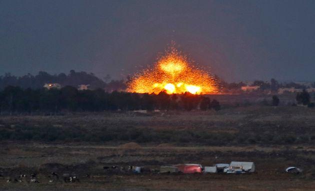 Περισσότεροι από 220 άνθρωποι σκοτώθηκαν σε μια ημέρα στη Συρία από επιθέσεις του Ισλαμικού