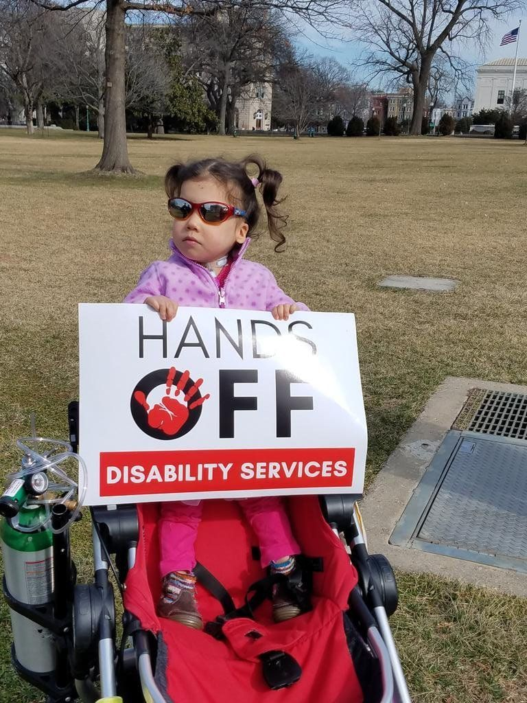 In February the House of Representatives passed a bill that would effectively gut the Americans With Disabilities Act by