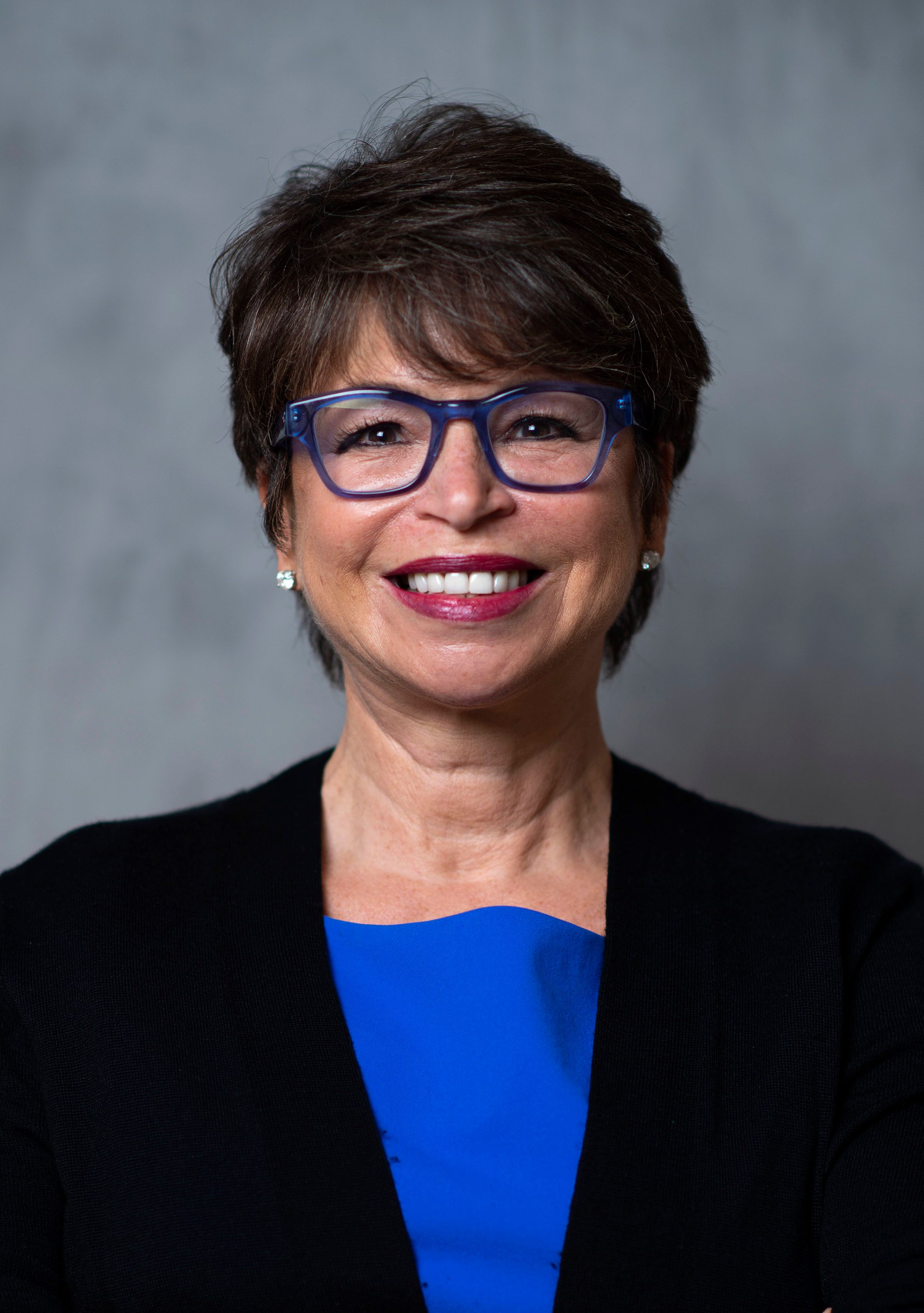 Civic leader Valerie Jarrett attends the United State of Women Summit on May 5, 2018, in Los Angeles, California. (Photo by VALERIE MACON / AFP)        (Photo credit should read VALERIE MACON/AFP/Getty Images)