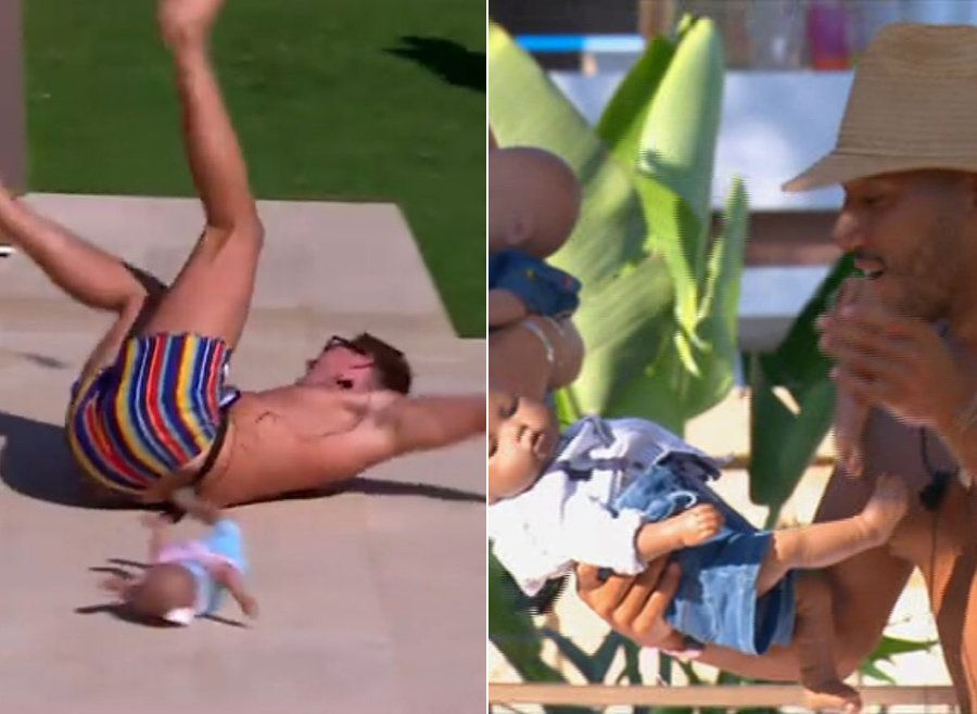 Love Island's Baby Episode Serves Up Three Undoubted Moments Of The
