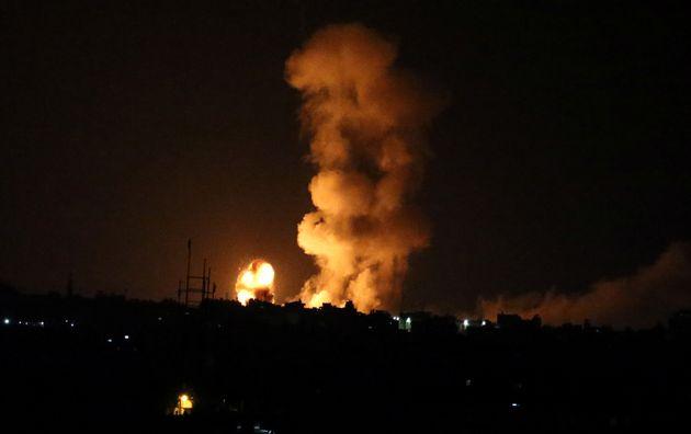 Γάζα: Τρεις άνδρες της Χαμάς νεκροί από τους Ισραηλινούς