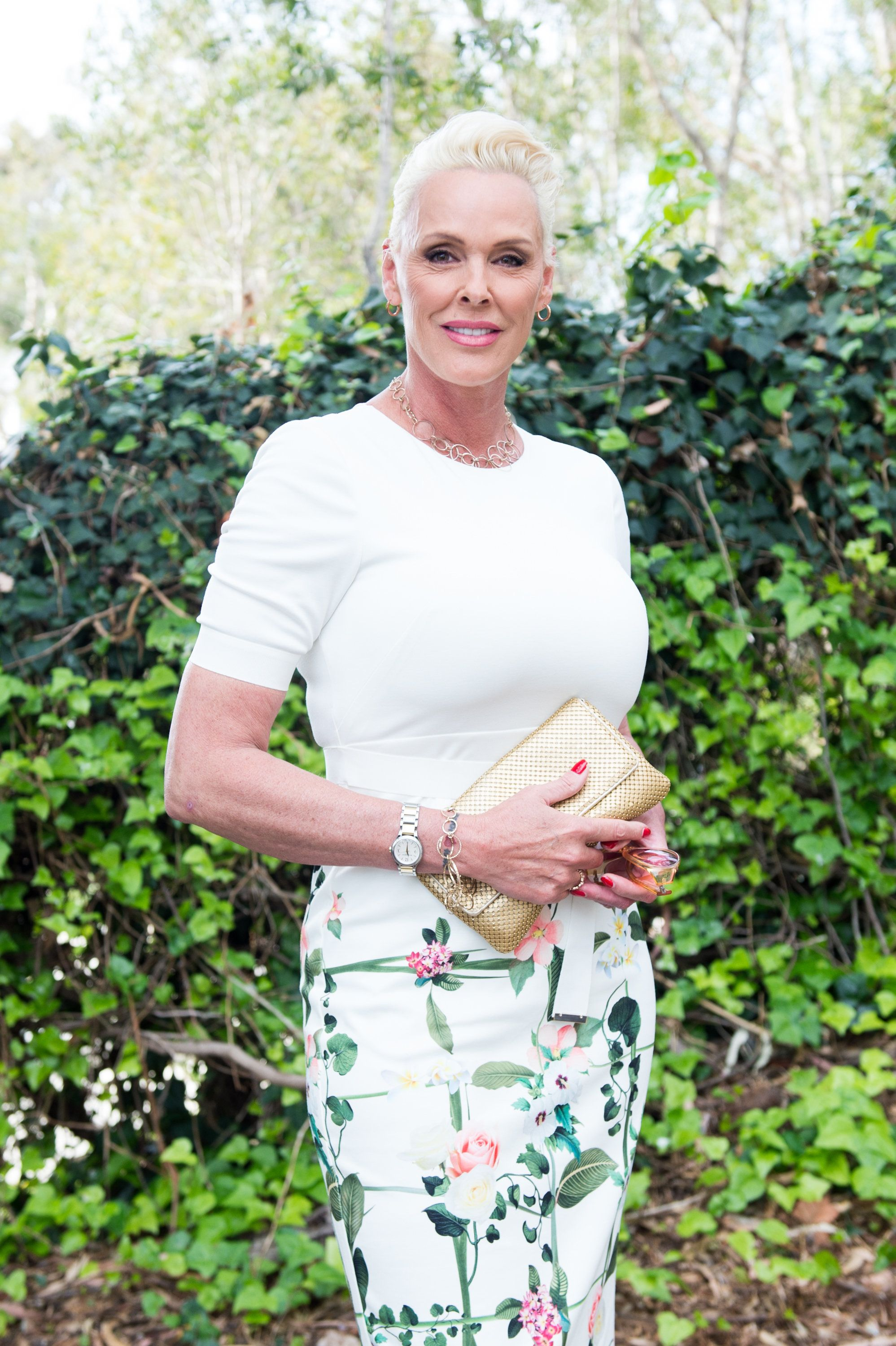 Brigitte Nielsen Hits Out At Criticism Of Older