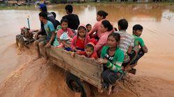Λάος: 130 άνθρωποι εξακολουθούν να αγνοούνται μετά την κατάρρευση υδροηλεκτρικού