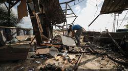 Palestine: Trois Palestiniens tués lors des bombardements israéliens à Gaza