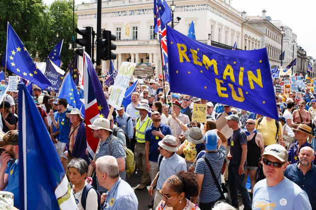 British Remainers In Europe Left With Feelings Of Shame Over