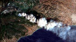 Copernicus: Η πυρκαγιά στη Ραφήνα έκαψε σχεδόν 13.000 στρέμματα και ήταν μικρότερη σε έκταση από αυτή της