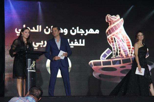 Ouverture de la 11e édition du Festival international du film arabe