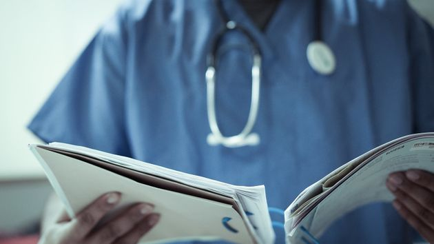 More Than 87,000 NHS Jobs Were Vacant At The Start Of